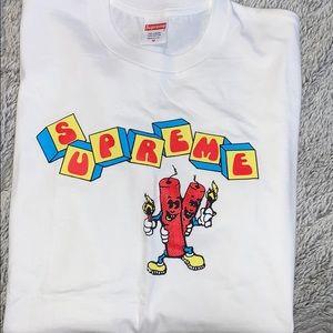 Supreme Dynamite t shirt. Size M